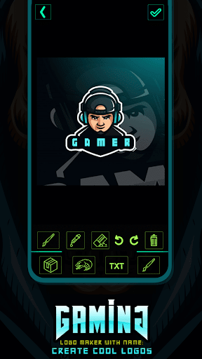 Gaming Logo Maker with Name screenshot 1