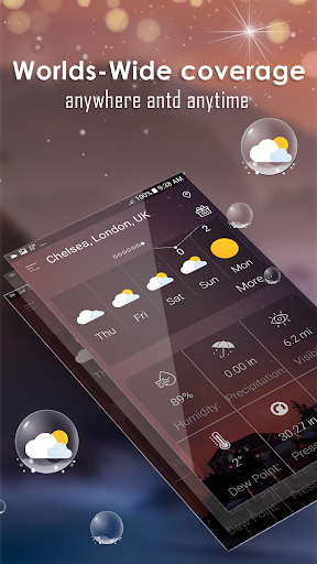 Daily weather forecast screenshot 22