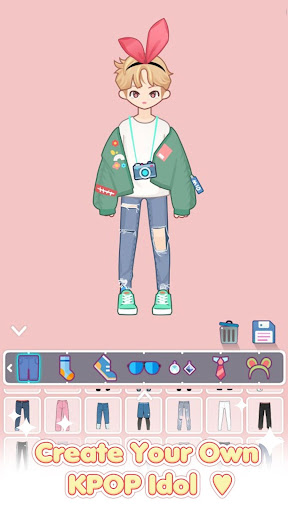 MYIDOL (#Dress up #BoyGroup #k-star #k-pop) Bildschirmfoto 4