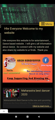 KRISH ROBOPOPPER screenshot 1