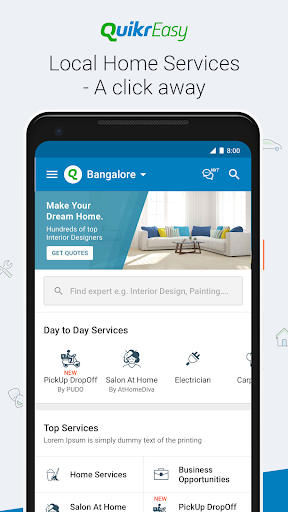 Quikr - Search Jobs, Mobiles, Cars, Home Services screenshot 3