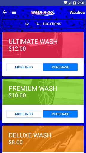 Wash N Go Car Wash screenshot 3