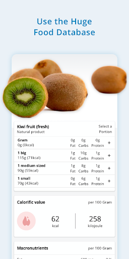 Calorie Counter & Food Diary by Food Database screenshot 3
