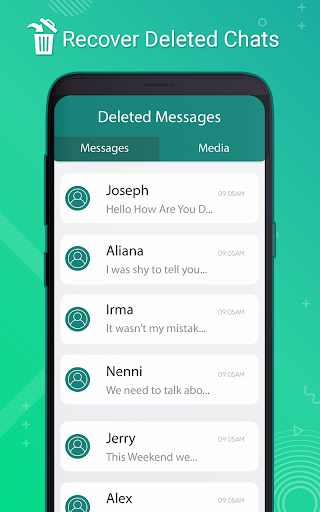 Recover Deleted Messages screenshot 2