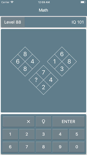 Math Riddles: IQ Test screenshot 4