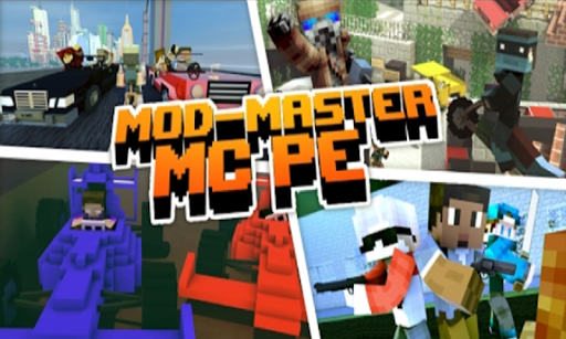 Master Mods for minecraft PE screenshot 6