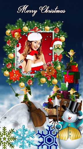 Christmas Photo Frames screenshot 10