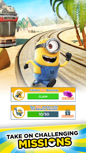 Minion Rush screenshot 7