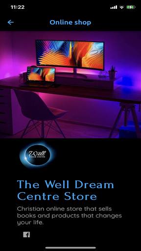 The Well Dream Centre 屏幕截图 7