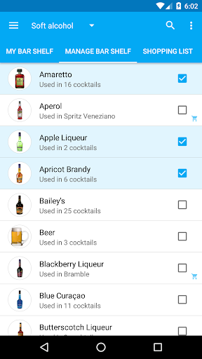 My Cocktail Bar screenshot 5