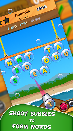 Bubble Words screenshot 4