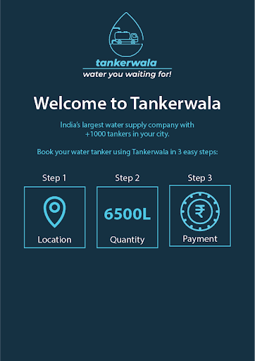 Tankerwala screenshot 1