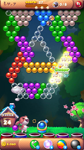 Bubble Bird Rescue 2 - Shoot! screenshot 2