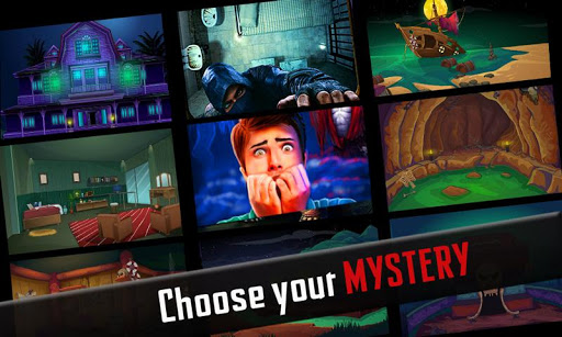 101 Free New Room Escape Game - Mystery Adventure screenshot 23