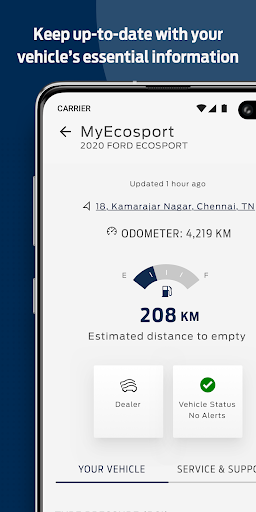 FordPass-Stay Connected screenshot 2