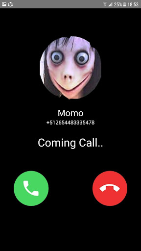 fake call from momo screenshot 3