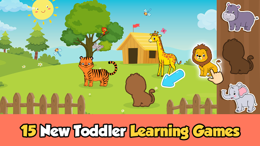Baby Games for 1+ Toddlers screenshot 1