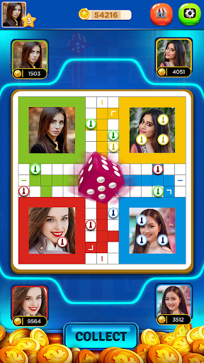 Super Ludo Multiplayer Game Classic screenshot 1