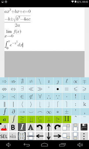 Equation Editor and Math Question and Answer Forum screenshot 9