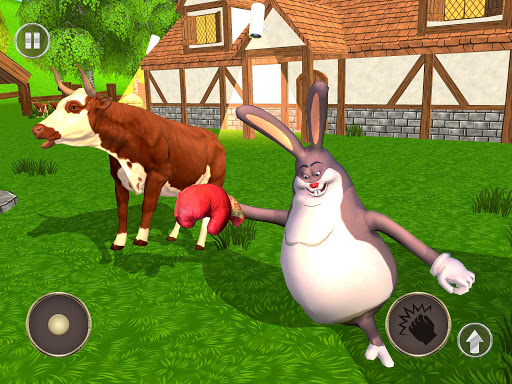 Chungus Rampage in Big Forest capture d ecran 6