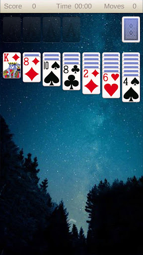 Solitaire card game 屏幕截图 5