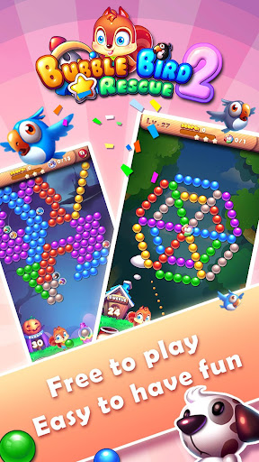 Bubble Bird Rescue 2 - Shoot! screenshot 18