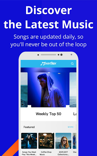 【United States only】Free Music MP3 Player Pro captura de tela 2