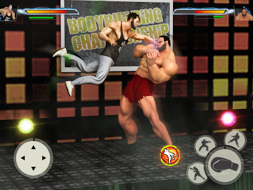 GYM Fighting Games screenshot 15
