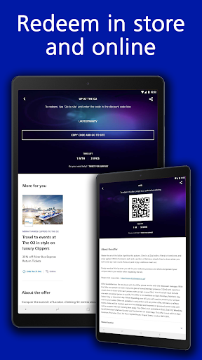 Discount Tickets, Spa Vouchers & more: O2 Priority screenshot 15