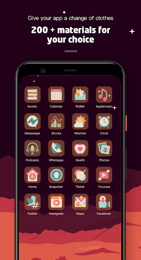 My Icons-Personalized Icon Modifier screenshot 1