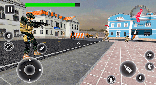 Bullet Field screenshot 10