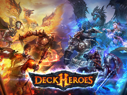 Deck Heroes: Legacy screenshot 1