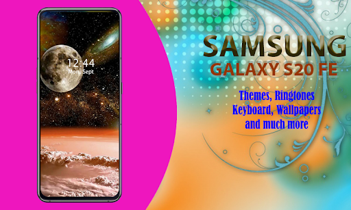 Samsung Galaxy S20 FE Themes and Launcher 2021 screenshot 2