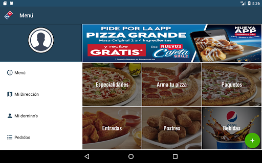 Dominos Mx screenshot 14