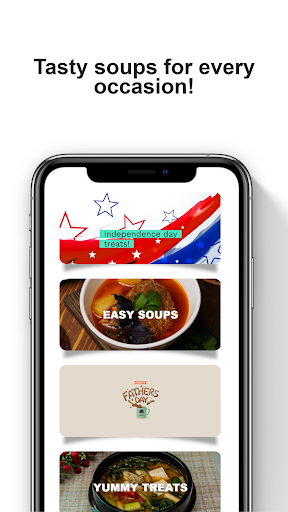 Soup Recipes screenshot 1