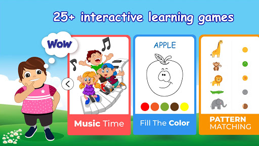 Toddlers Learning Baby Games screenshot 9