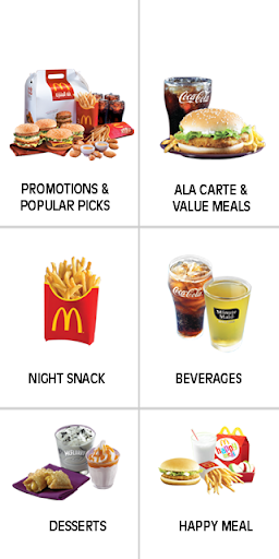 McDelivery UAE 屏幕截图 2