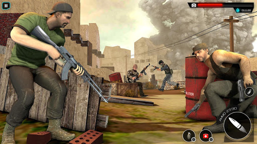Cover Strike Fire Gun Game: Offline Shooting Games screenshot 22