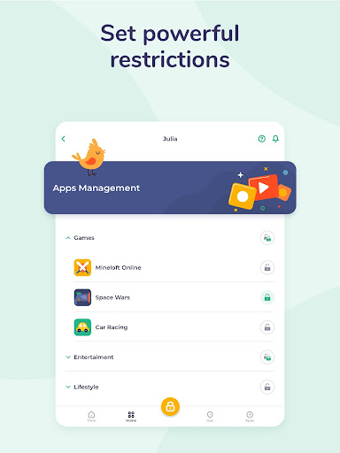Parental Control & Screen Time by Kidslox screenshot 12