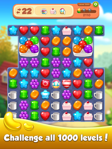 Candy N Cookie : Match3 Puzzle screenshot 22