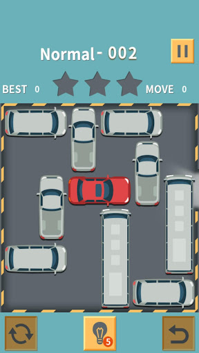 Escape Car screenshot 1