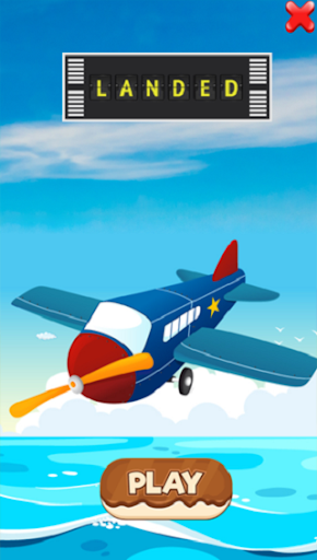 Kids Paint Monster Plane screenshot 1