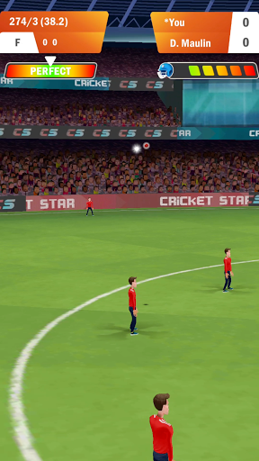 Cricket Star screenshot 5