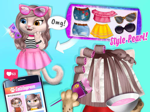 Amy's Animal Hair Salon screenshot 15