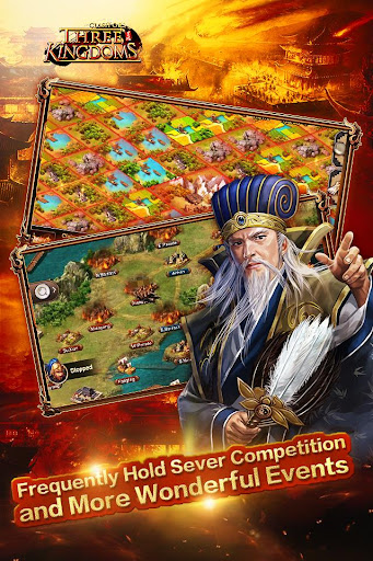 Clash of Three Kingdoms screenshot 5