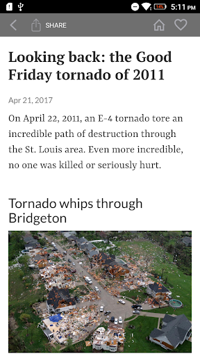 St. Louis Post-Dispatch screenshot 2