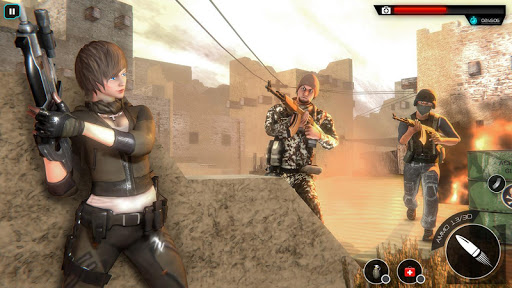 Cover Strike Fire Gun Game: Offline Shooting Games screenshot 18