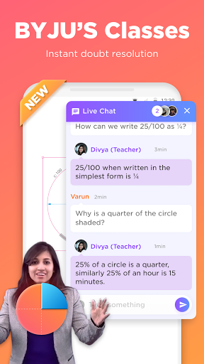 BYJU'S - The Learning App screenshot 1