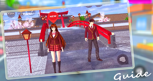 Sakura My School Simulator Free Guide screenshot 2