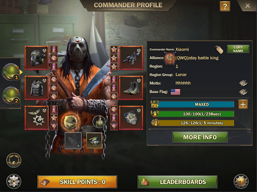 Z Day: Hearts of Heroes | MMO Strategy War screenshot 14
